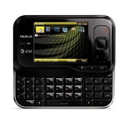 Nokia 6790 Surge GPS