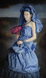 The Blue Paper Bride