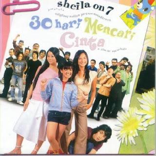 SHEILA ON 7 OST 30 Hari Mencari Cinta