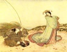 日本浮世繪:龍宮告別