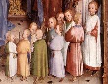 立志當聖徒的呆臉小孩
