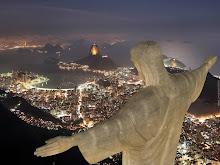 Cristo Redentor é uma das Sete Maravilhas do Mundo