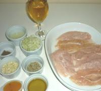 receita frango com alecrim