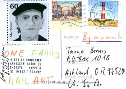 Dietrich Schneider, Germany, 12/07
