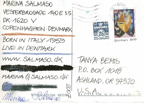 Marina Salmaso, Denmark, Posted 08/07
