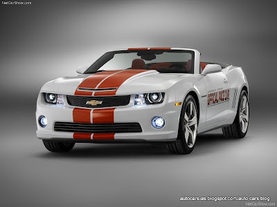 wallpaper 2011 car. Pace Car 2011 Chevrolet