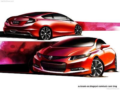 2011 Honda Civic Si Concept. Honda Civic Si Concept 2011