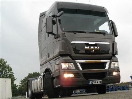 fotos de camiones man 3
