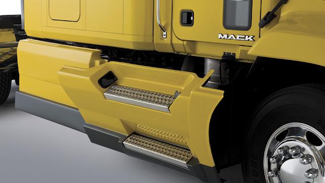 videos de camiones americanos mack 6