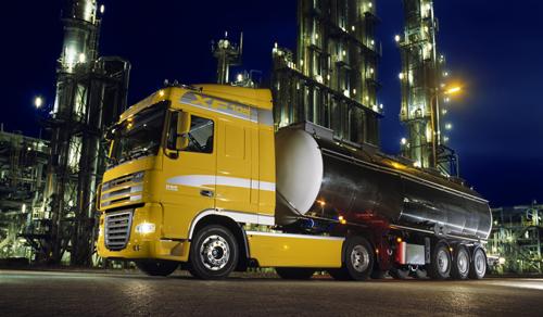 videos de camiones daf xf105 b