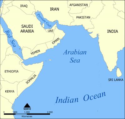 nuevo orden mundial mar arabigo