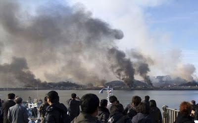 la proxima guerra korea bombing