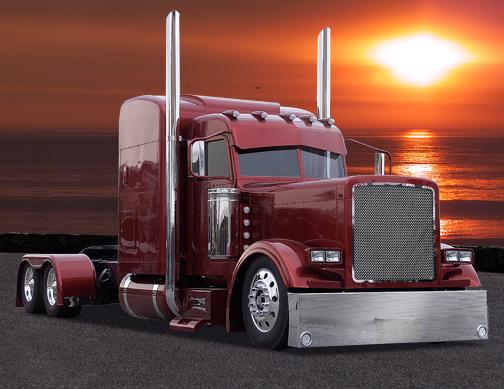 videos de camiones americanos peterbilt 6