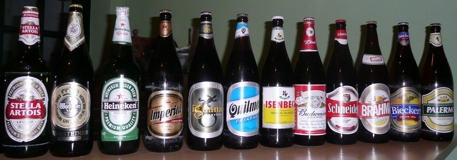 Marcas de cervezas alemanas en argentina