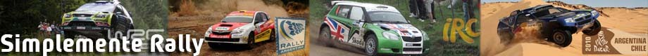 SIMPLEMENTE RALLY - Rally Argentina 2013 - 1 al 4 de mayo