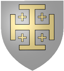 ARMORIAL of KINGDOM of JERUSALEM