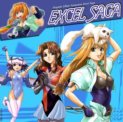 excel saga wallpaper. Nombre: Excel Saga Género: Comedia, Paranoia, Aventura, Accion