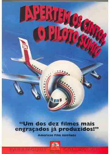 1268683211 apertem os cintos o piloto sumiu  Apertem os Cintos, O Piloto Sumiu   Dublado   Ver Filme Online