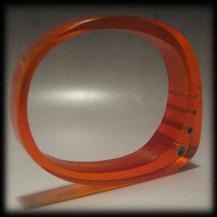 Mod Resin Bangle
