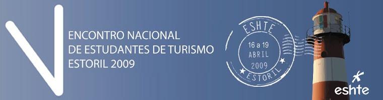 ENETUR ESTORIL 09  -   5º Encontro Nacional de Estudantes de Turismo