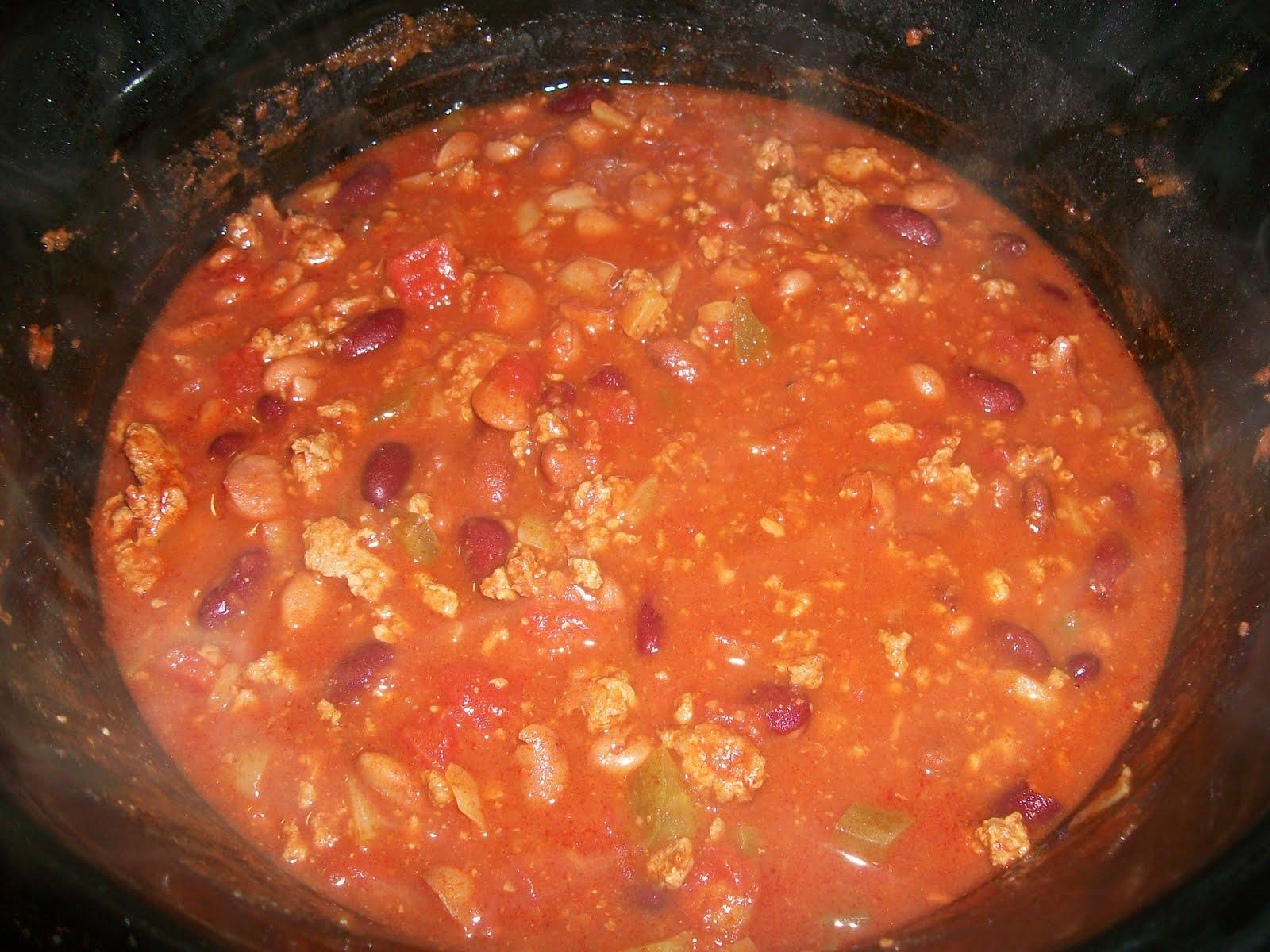 Easy Chili Recipe — Dishmaps