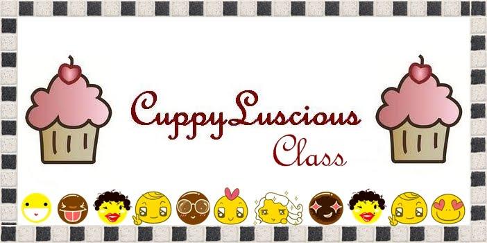 :: CuppyLuscious :: Cupcake Class