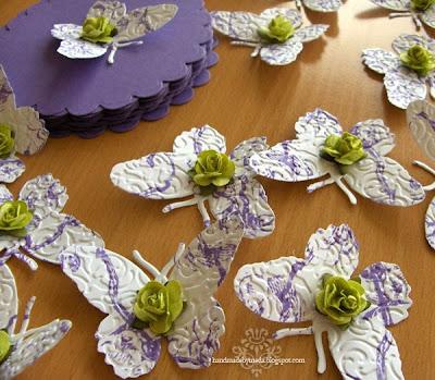 cuttlebug butterflies