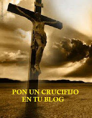 PON UN CRUCIFIJO EN TU BLOG