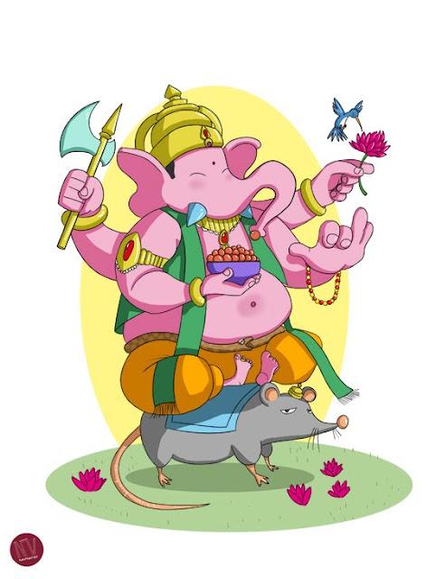 2DO COMBATE - GANESHA VRS ESTALATLEHI Ganesh2