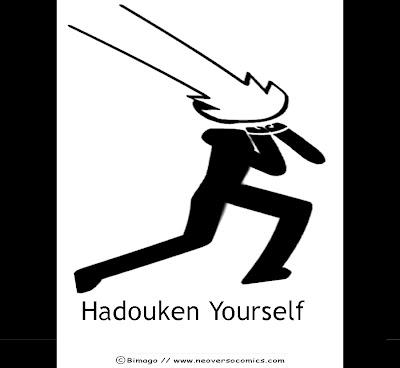 Hadouken Yourself Hadouken+yourself