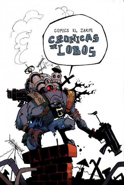 El Zarpe, nueva propuesta de comic costarricense. 01