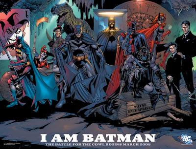 ¿Y ahora...? ¿Quién será Batman? BFTCpromo
