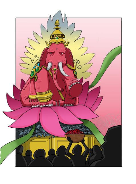 15vo Combate - Hades versus Ganesha Ganesha_2_by_DOGiukas