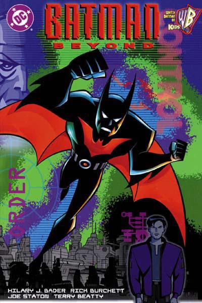 Batman przysz³o¶ci / Batman Beyond (1999-2001) TVRip.H264.RMX777 / Dubbing PL *dla EXSite.pl*