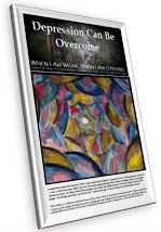 "Free ebook on Depression ""When I Am Weak, Then I Am Strong""  pdf version"