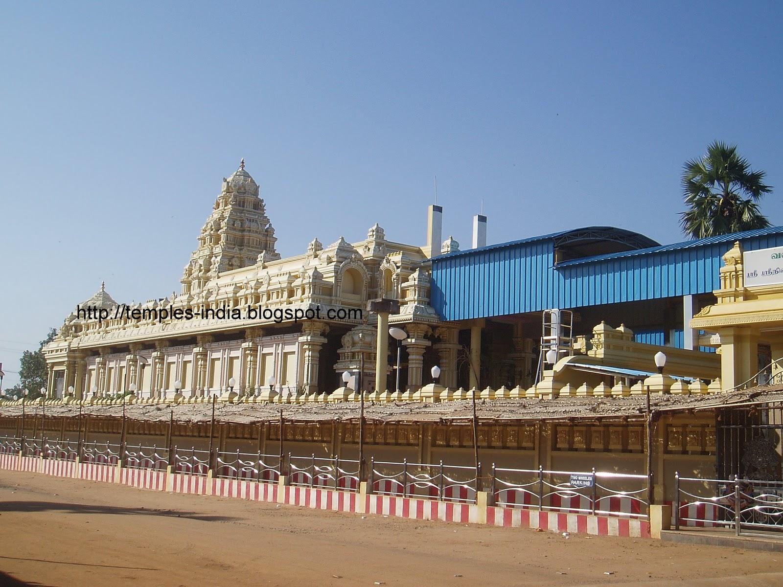 Tiruchendur India  city pictures gallery : Temples of India: Sri Venkateswara temple, Vanatirupathi, Punnai nagar ...