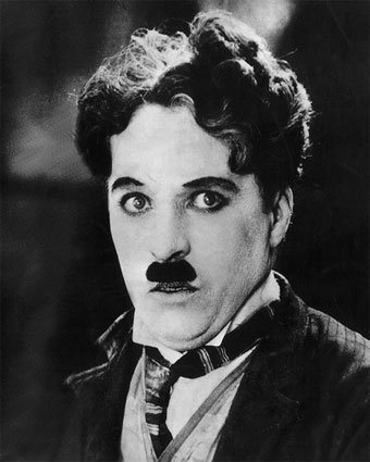 charlie chaplin hitler mustache. The Death of a Moustache