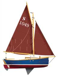 Cornish Shrimper - Daislebee