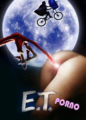 The E.T. Porno (1996) Extra Terrestrian Die Ausserirdische