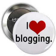 I love blogging..