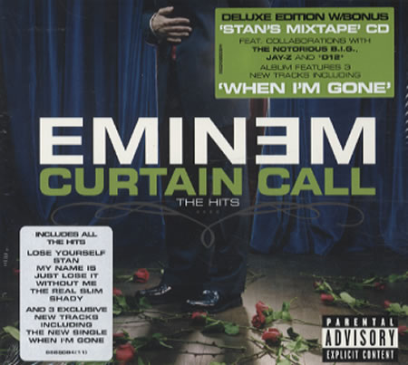 Curtain Call: The Hits 2005 Rap   Eminem   Download Rap Music