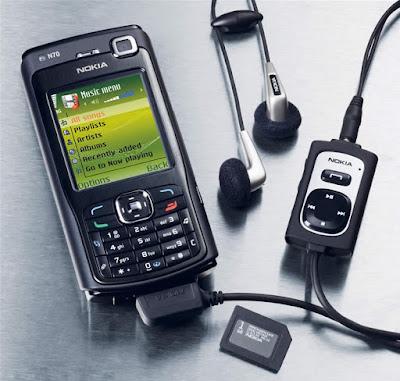 Nokia N70 Music Edition