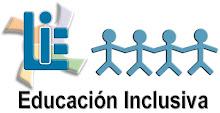 Logo de la Línea Específica de Educación Inclusiva, de la Licenciatura en Intervención Educativa.