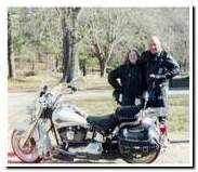 2005 - Larry & His Harley w/ My Daughter's Friend