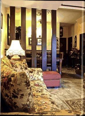 93 Desain Dalaman Rumah Kayu
