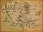 The Middle Earth Map of Fylde
