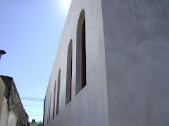 Una nueva pared, nuevas aberturas