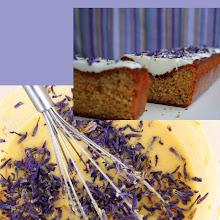 Cake Limone e Malva