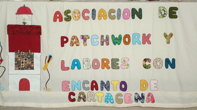 Patchwork en Cartagena