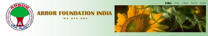 ARBOR FOUNDATION INDIA